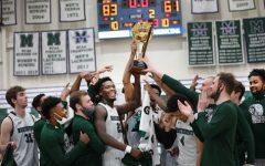 Men's basketball defeat Gannon in Pride of Erie opener