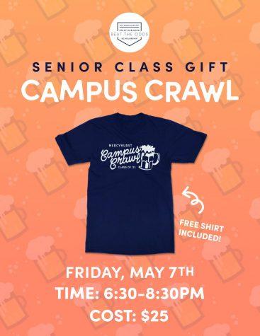 SCG Committee announces Campus Crawl