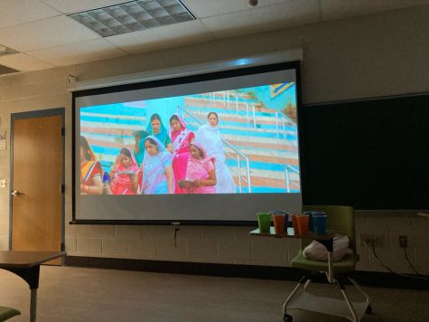 Clubs celebrate Hindu festival of Holi with movie screening