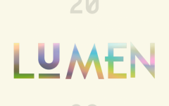 The cover of the 2020 edition of Lumen.