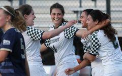 Women's soccer wins season opener