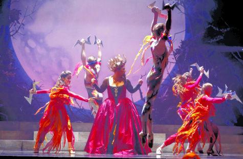 Dido and Aeneas brings opera to MU