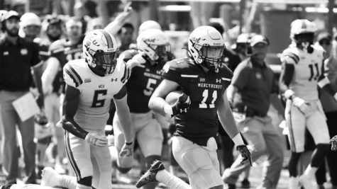 Mercyhurst football faces a loss against West Chester