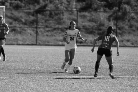 Women's soccer pulls out a win against IUP